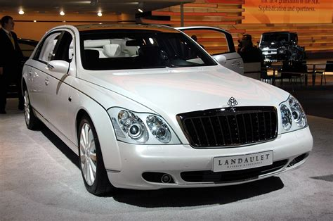 Maybach Car : 5 Most Expensive Maybach Cars Ever Built