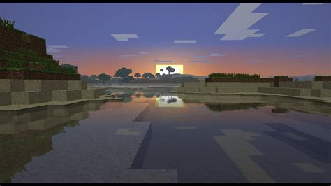 minecraft water shader mod installation review german