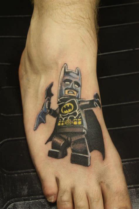 lego batman tattoojpg