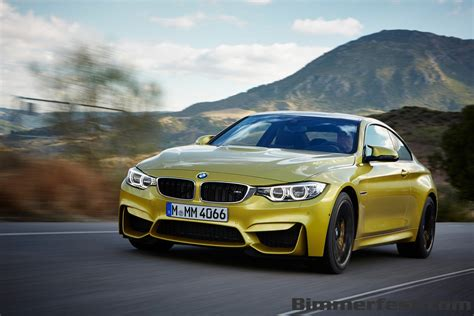 2015 Bmw M4 Sedan by 2015 Bmw M3 Sedan And M4 Coupe Official Details