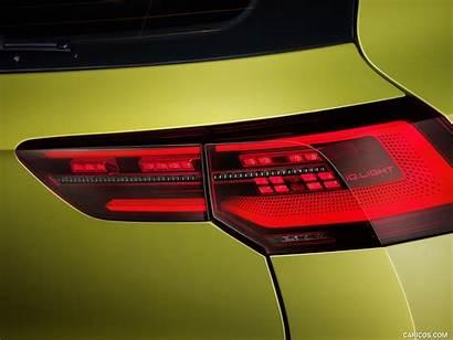 Golf Volkswagen Mk8 Tail