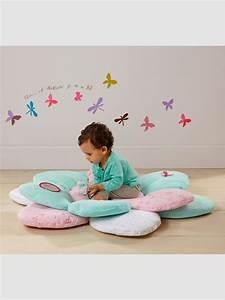 tapis d39 eveil fleur ultra moelleux bebe chambre With tapis chambre bébé avec robe d été a fleur