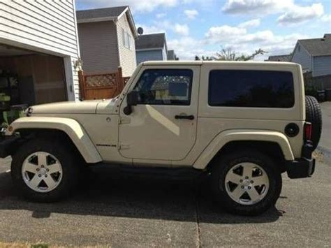 Jeep Wrangler Color Hardtop by Purchase Used 2011 Jeep Wrangler Sport Utility