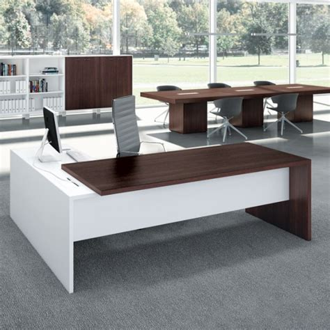 bureau de direction contemporain bureau direction retour sur console lemondedubureau