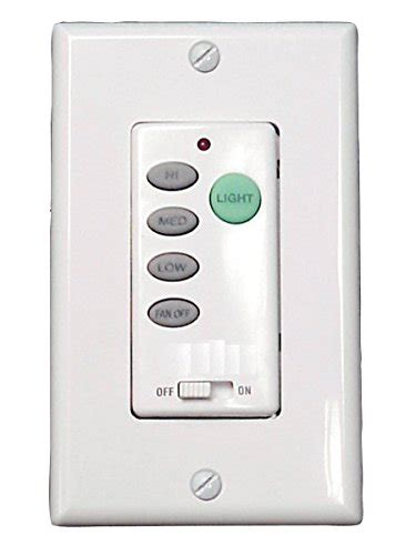 remote control switches for lights and fans litex wci 100 wall command universal ceiling fan control