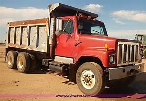 2000 International 2554 Dump Truck