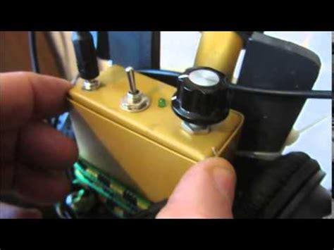 home made pulse induction metal detector hammerhead u doovi
