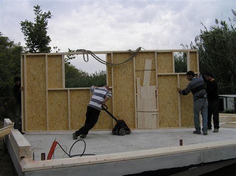 extension bois en kit mzaol