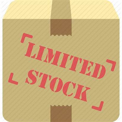 Limited Supply Icon Premium Icons Parcel Packaging