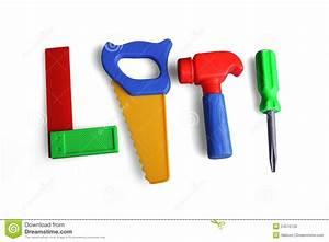 Tools, Hammer, Saw, Screwdriver, Angle, Plastic Stock ...