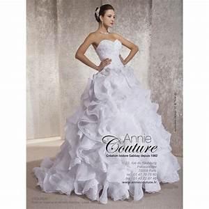 robes de mariee annie couture 2017 etourdie superbe With magasin robe de mariée pas cher