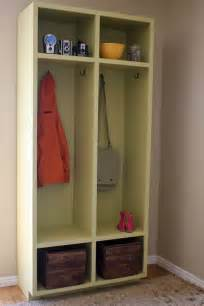 Woodworking Plans Mudroom Storage Lockers