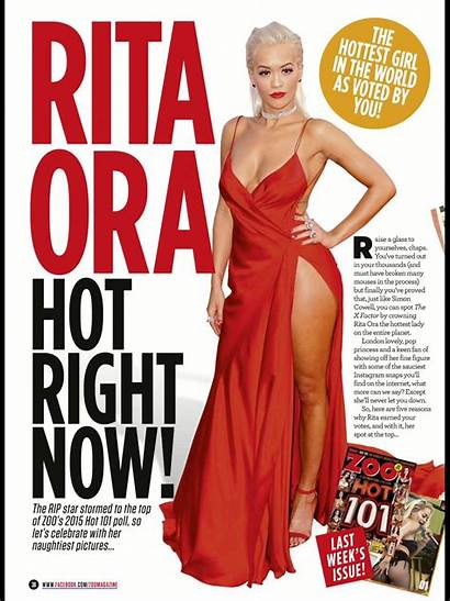 Zoo Magazine Ora Rita July Issue Gotceleb