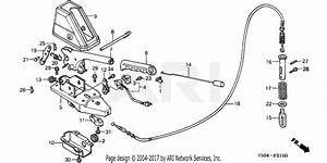 Honda Ht3813 Sa Lawn Tractor  Jpn  Vin  Ht3813