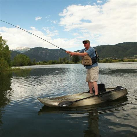 2 Person Fishing Boat by Fishing Kayak Boat 10 Camouflage 2 Person Sport Fisher