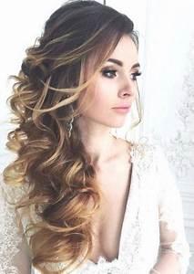 Coiffure Femme Pour Mariage : coiffure femme mariage cheveux long ~ Dode.kayakingforconservation.com Idées de Décoration