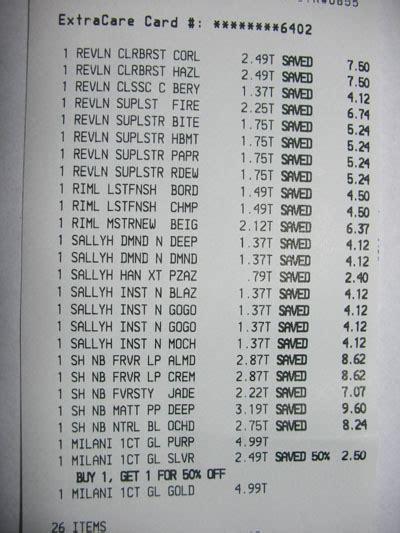 beautyredefined pang cvs haul sale alert