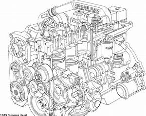 59 Cummins Coolant Flow Diagram