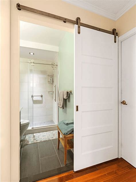 Modern Bathroom Door Ideas by Small Bathroom Ideas Bob Vila