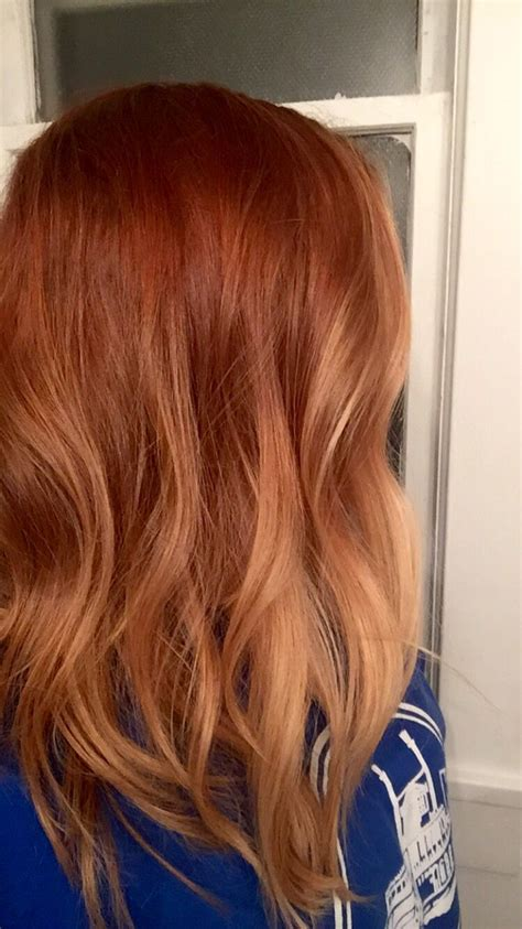 The 25 Best Ginger Ombre Ideas On Pinterest Ombre