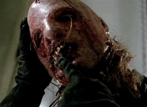 American Horror Story Bloody Face