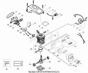 33 Poulan Pro 42cc Chainsaw Parts Diagram