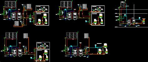 hydraulic schemes rite dwg block  autocad designs cad