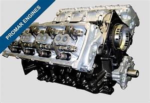 Remanufactured Chrysler And Dodge 5 7 Hemi Engines