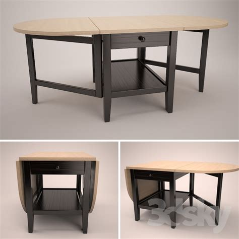 arkelstorp coffee table ikea 3d models table arkelstorp coffee table black