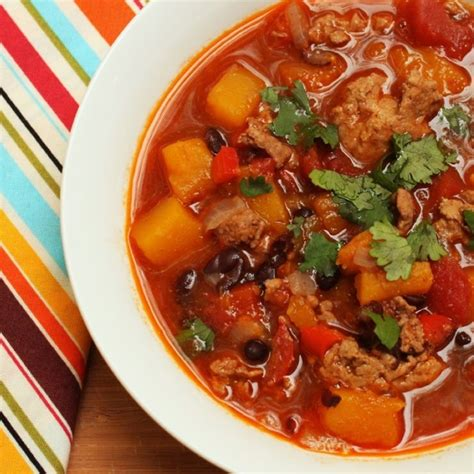 Treatment options include medications, a type 2 diabetes diet. Turkey Butternut Squash Chili - Type2Diabetes.com