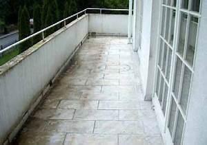 Hauswand Abdichten Außen : balkon richtig abdichten und fliesen gel nder f r au en ~ Michelbontemps.com Haus und Dekorationen