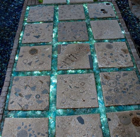 Others: Large Concrete Pavers For Quickly Create A Patio