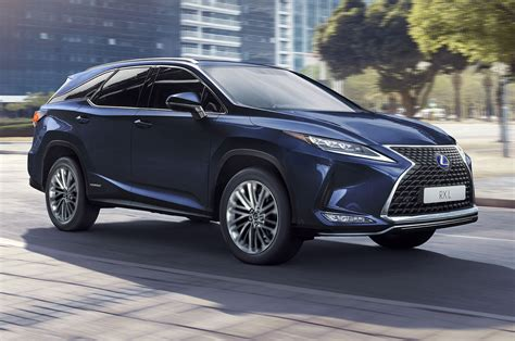 Lexus RX updated for 2020 with styling and chassis tweaks ...