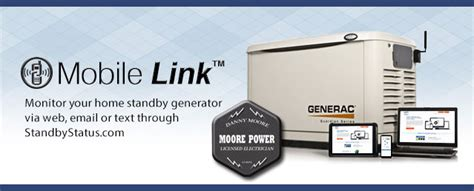 Mobi Links by Generac Mobile Link
