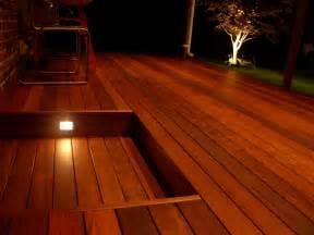 wood decking august 2012