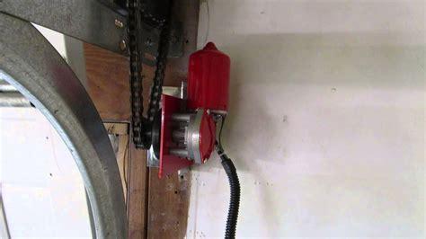 marantecbroten side mount garage door opener youtube