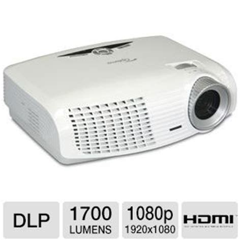 buy the optoma hd20 1700 lumen 1080p hdmi dlp projector at