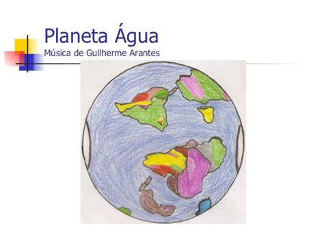 Música Planeta Água