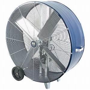 """Big Air 42"""" Industrial Drum Fan - Sam's Club"""