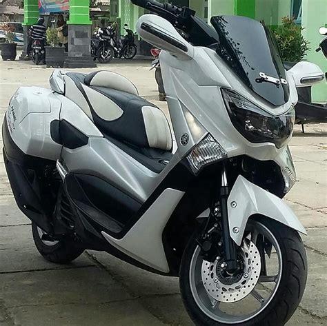 N Max Modifikasi by Modifikasi Yamaha Nmax Gambot Orongorong