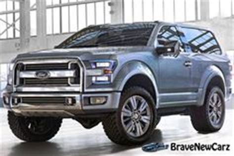 concept bronco images ford ford trucks ford