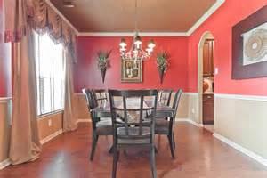 Formal Dining Room Color Scheme
