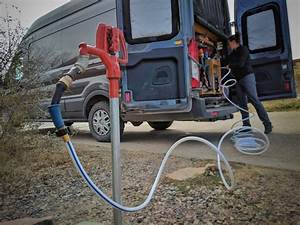 Water System Guide For Diy Camper Van Conversion In 2020