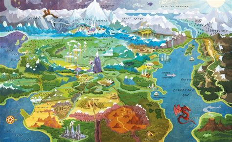 map  equestria expanded  include  areas show