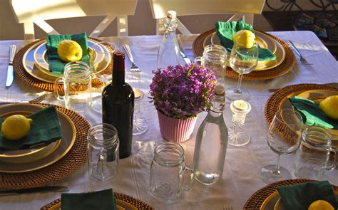 Besos And Bubbly 5 Tips For A Great Dinner Party