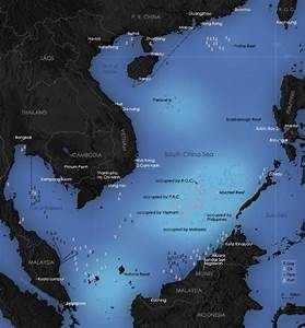 China Building Offshore Military Base in South China Sea