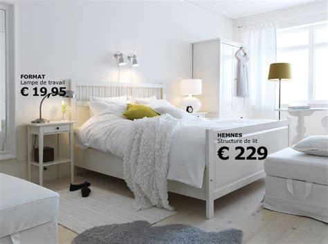 set de chambre ikea chambre ikea 2010 photo 10 15 la couverture blanche s