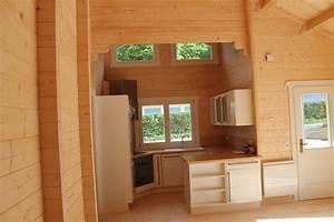 Chalet En Bois Habitable 20m2 : jfr nature bois mandarine 710 ~ Dailycaller-alerts.com Idées de Décoration