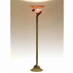 snake floor tiffany lamp With floor lamp with snake