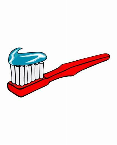 Toothbrush Clipart Brush Clip Tooth Paste Library